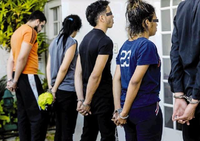 27 personas detenidas involucradas en producción de pornografía en Caracas