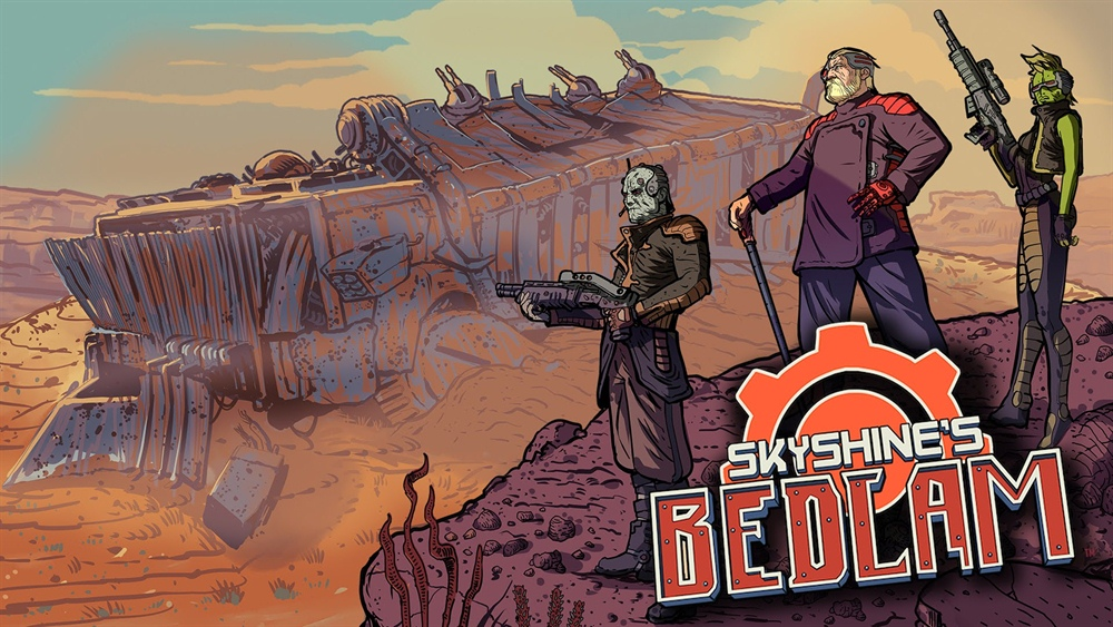 Skyshine's Bedlam Download Poster