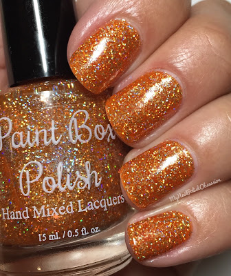 Paint Box Polish: Westerosi Collection  - Dracarys