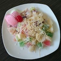 salad buah dekat citra harmoni trosobo