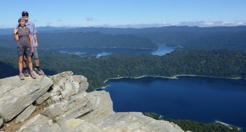 Maunie of Ardwall: Completing the Lake Waikaremoana Great Walk