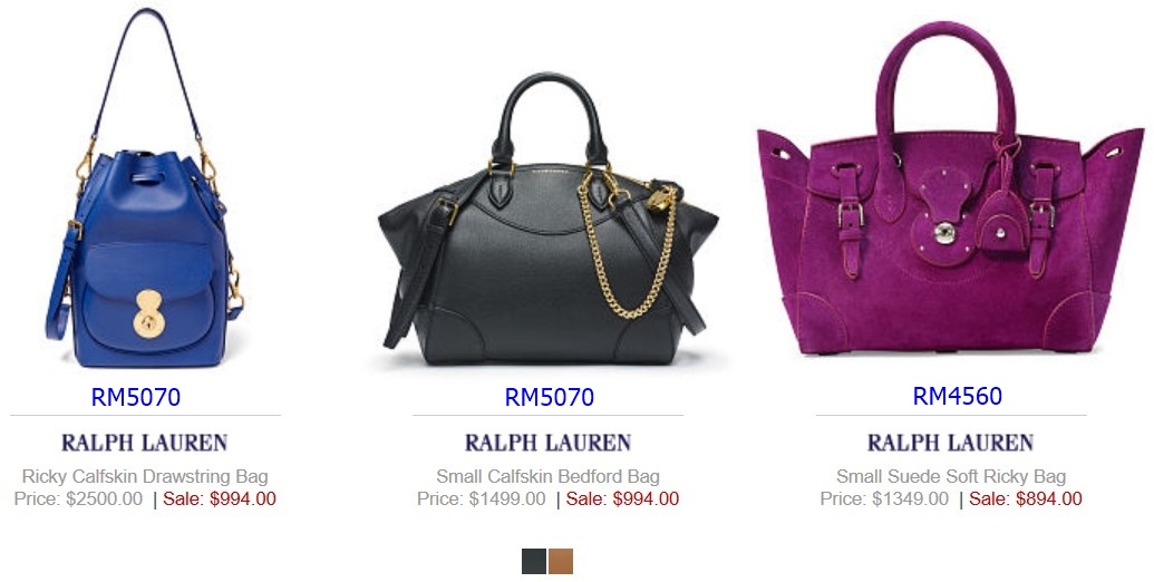 Kl premium outlet ralph lauren take an extra 25 off select already