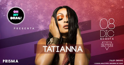 FIESTA Oh My Drag! con Tatianna 1