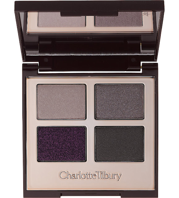 charlotte tilbury 4 eyeshadow palette, charlotte tilbury glamour muse review,