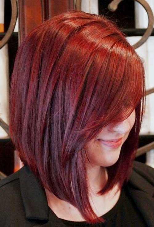 Super Rote haare frisuren bilder | Frisuren Trend 123 @SK_21