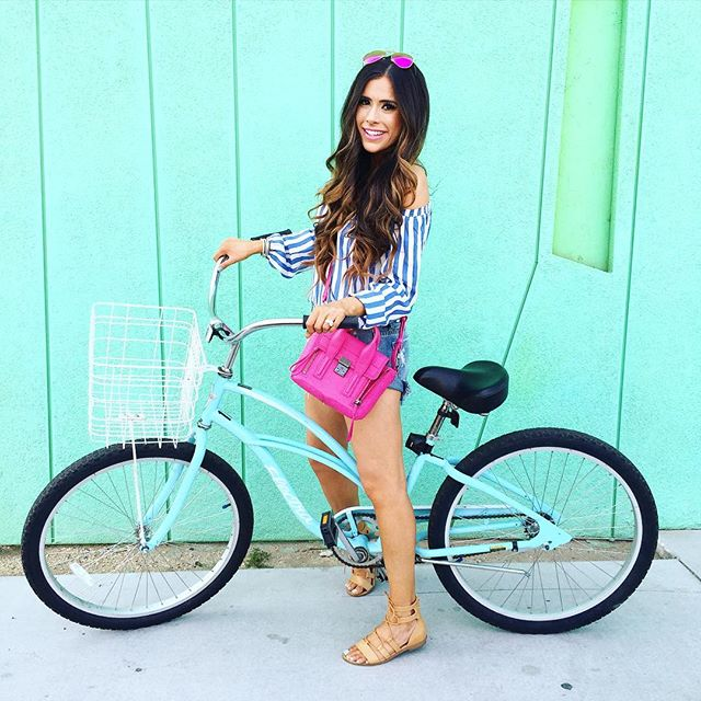 The sweetest thing blog, emily gemma, palm springs the saguaro, what to do in Palm Springs CA, Pink ray ban aviators, One teaspoon ripped denim shorts bandit, BC footwear sandals, auguste striped top revolve, pink phillip lim pashli mini, summer outfit ideas pinterest, pinterest spring outfit ideas, vacation outfit ideas