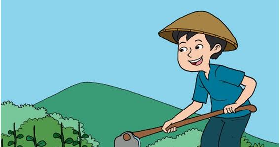 Gambar Pertanian Pekerjaan Gambar Petani Unggas Ikon