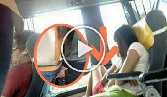 KANTOiiiiii!!!!! Buat Malu Jer!! Kelakuan Lelaki Ini Berjaya Dirakam!! Lihatlah Apa Yang di Lakukan Pada Gadis Ini Memang MENGEJUTKAN.....