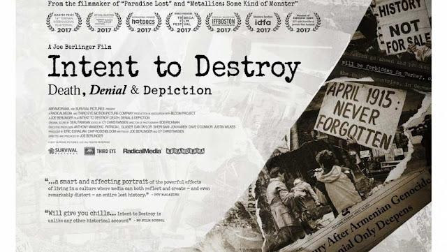 """Starz adquiere el documental sobre el genocidio armenio """"Intento de destruir"""""""