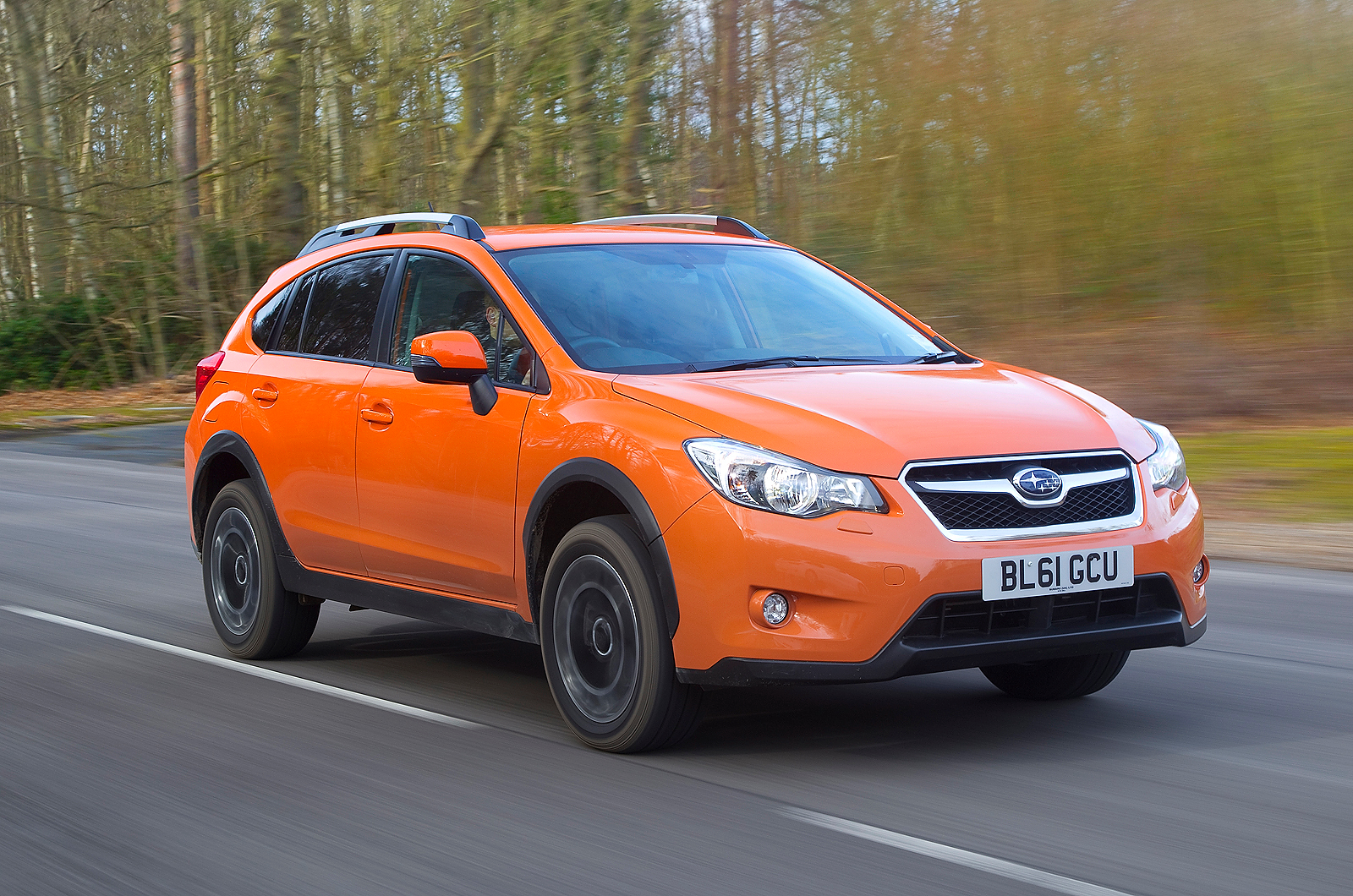 Subaru New Midnight Cowboy Subaru Xv The Automotive