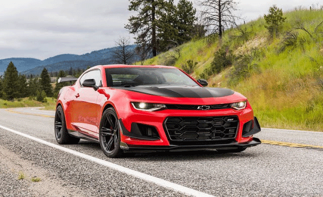 Chevrolet Camaro ZL1 - Cheap supercars