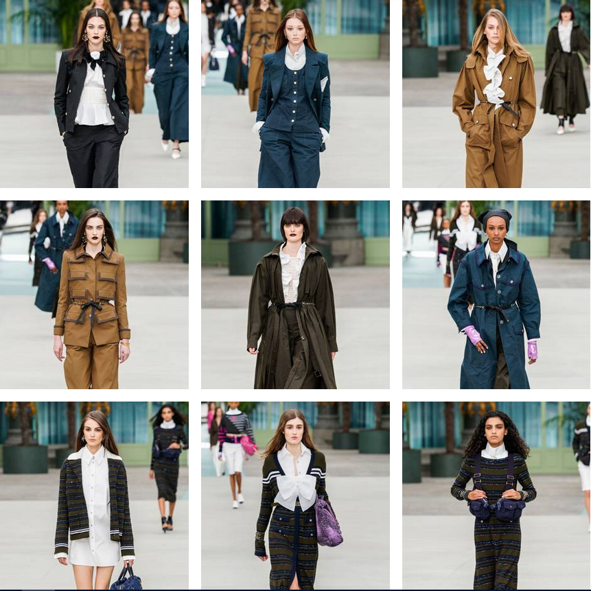 44d3bfe42d82d Słynny krytyk i znawca mody Hamish Bowles [bołls] pozytywnie wypowiedział  się na temat propozycji projektantki w kolekcji poświęconej podróży, ...