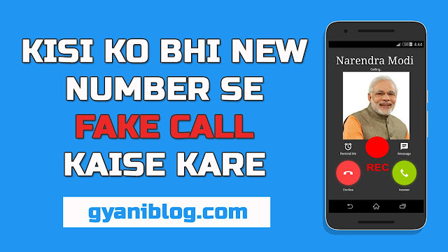 Fake Call, App, Android, Fake Number, Caller Id