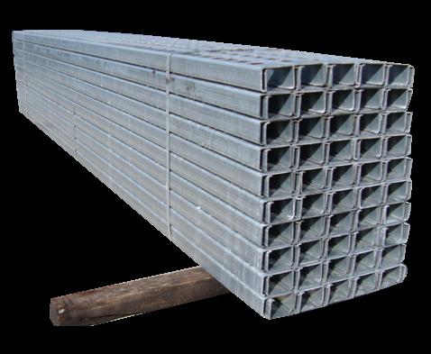 鐵角材、鐵柱支撐 ~ 德昌木行
