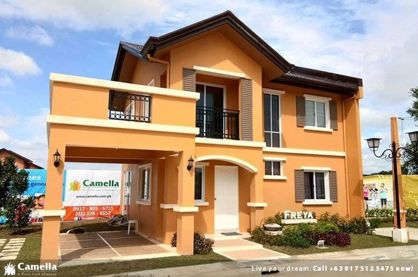 Freya - Camella Carson| Camella Prime House for Sale in Daang Hari Bacoor Cavite
