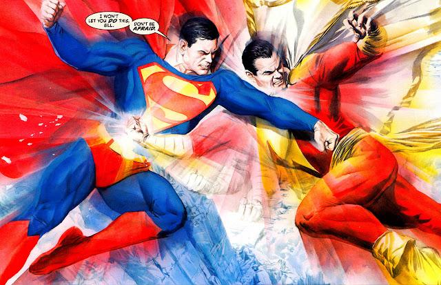A complicada história do Capitão Marvel, o Plagio e o outro Plagio!