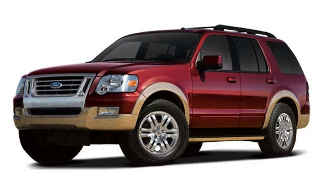 2015 ford explorer first look. Black Bedroom Furniture Sets. Home Design Ideas