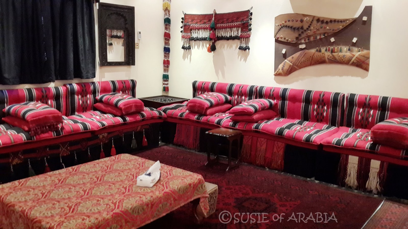 jeddah daily photo bedouin pattern