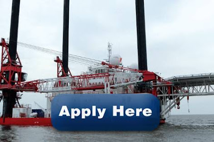 Hiring Crew For Jack Up Barge Vessel