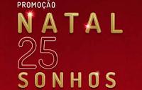 Promoção Natal 25 Sonhos Óticas Diniz natal25sonhosdiniz.com.br