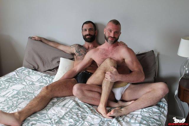 #BarebackThatHole - Jake Nicola and Donnie Argento