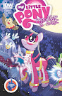 My Little Pony Friendship is Magic #3 Comic Cover Larry's Variant
