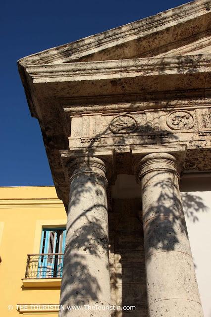 Museo el Templete vieja havana cuba the touristin