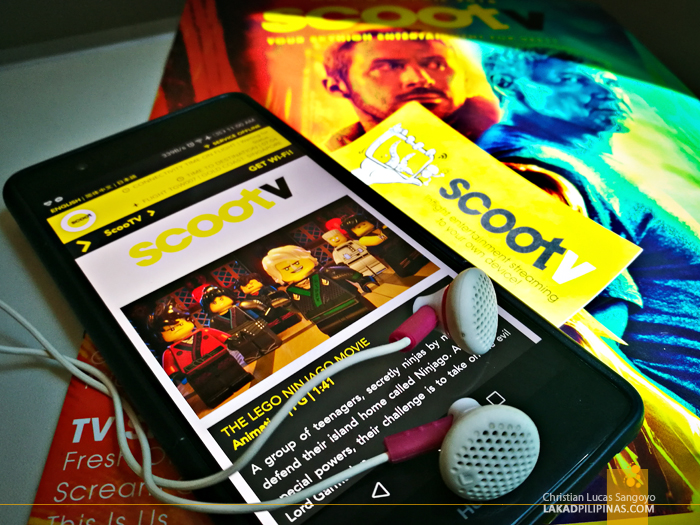 Scoot Review Manila to Singapore to Australia ScooTV