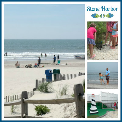 Family Weekend Getaway to Stone Harbor in New Jersey