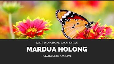chord mardua holong