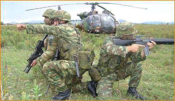 Αυτά είναι τα θέματα που έδειξε ενδιαφέρον ο Καραμανλής και απασχολούν τους Στρατιωτικούς (ΦΩΤΟ)
