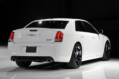 Chrysler 300 rear tail light hd wallpapers