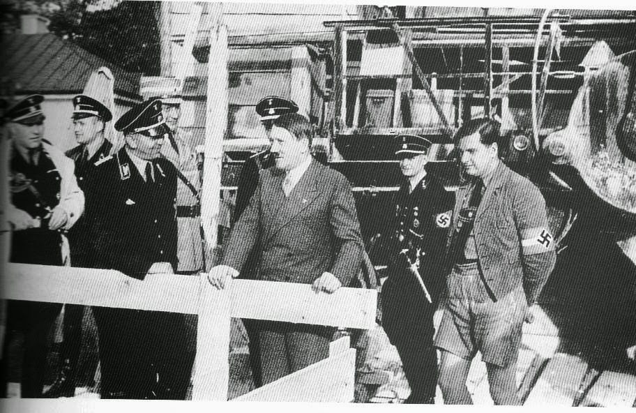 NAZI JERMAN Foto Julius Schaub