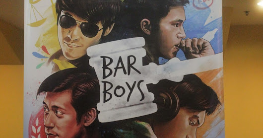 Bar Boys --- Untold Story of Law Students' Life Struggles and Choices
