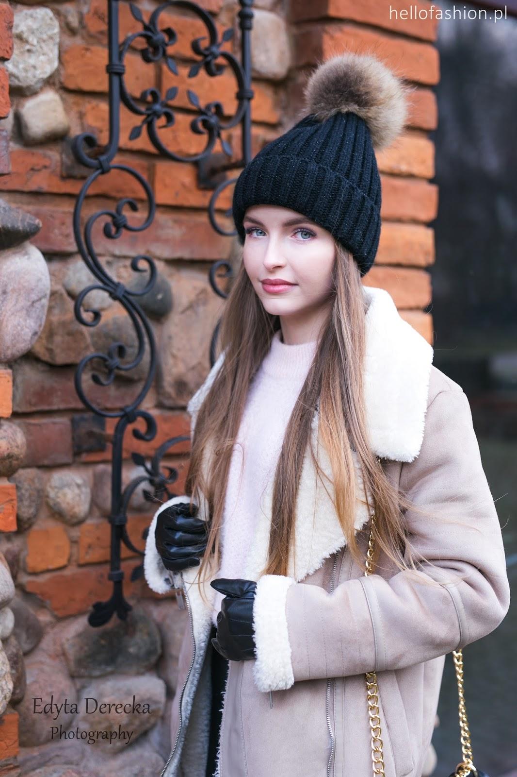 blog modowy, kurtka jak z Acne