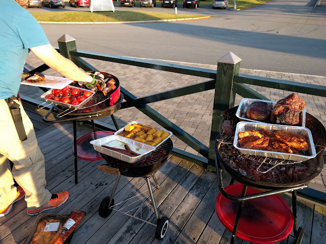barbecue in karlstad
