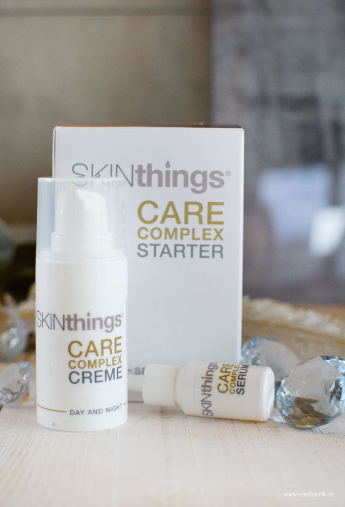 SKINthings Care Complex Starter, Review