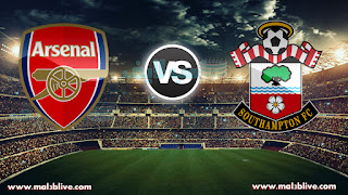 مشاهدة مباراة ارسنال وساوثهامتون Southampton fc Vs Arsenal fc بث مباشر بتاريخ 10-12-2017 الدوري الانجليزي