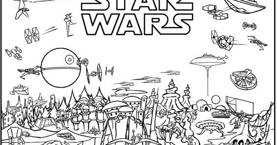 Figuras Lego Star Wars Para Colorear picture gallery