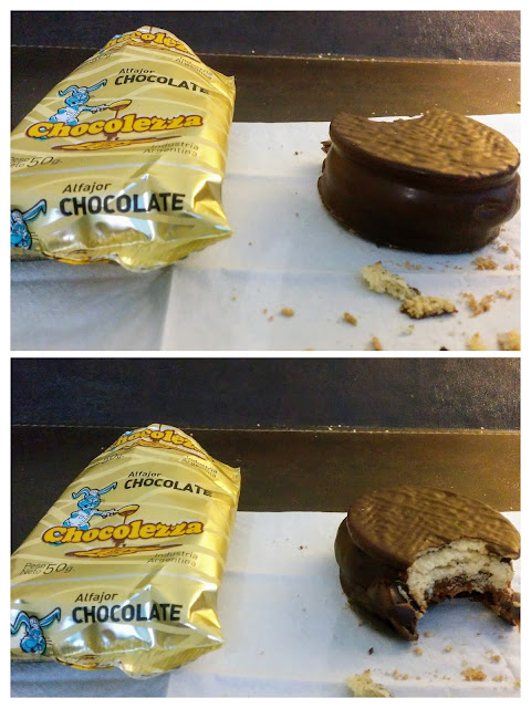 Chocolezza Alfajor Chocolate