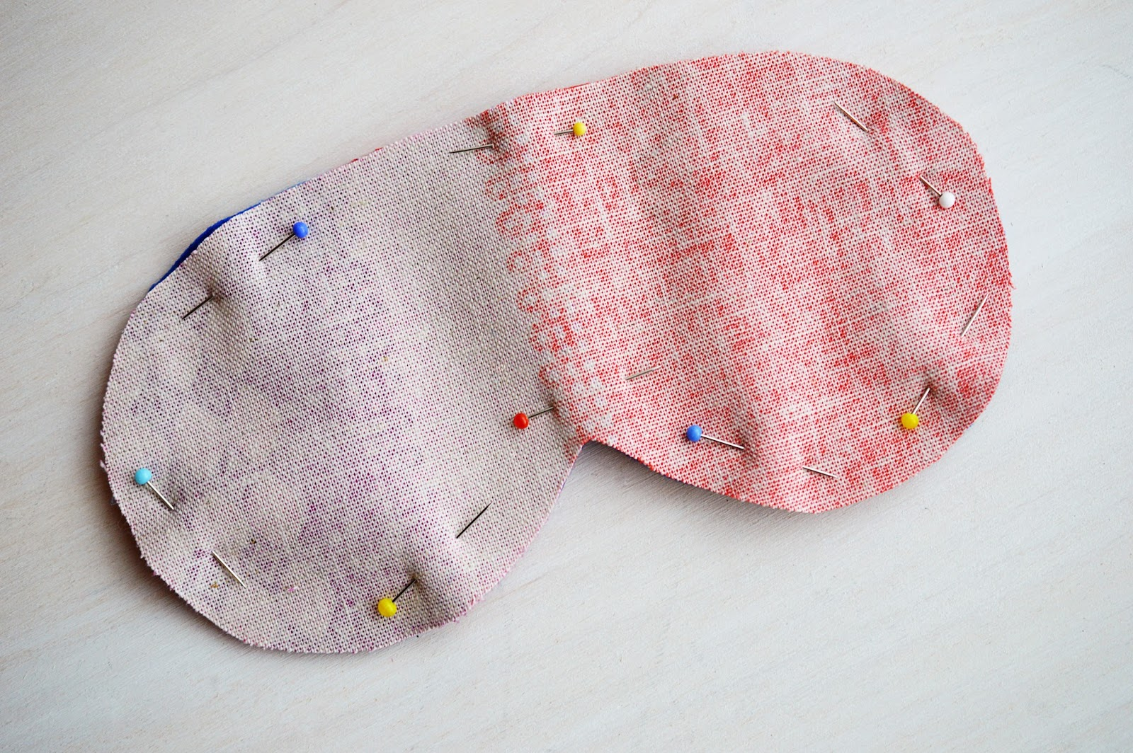 DIY Sleeping Mask | Motte's Blog