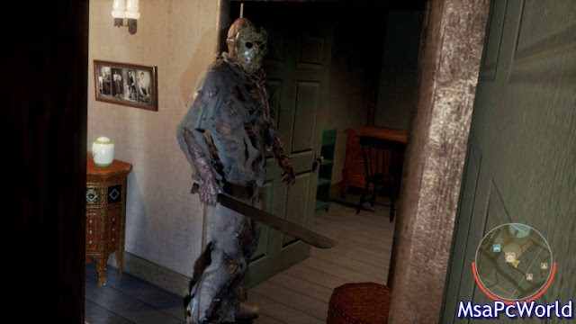Friday the 13th The Game Build B6612 Screenshot