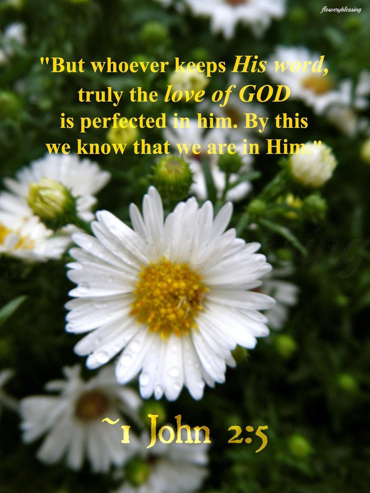 Flowery Blessing: