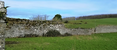 Taghmon Medieval Church