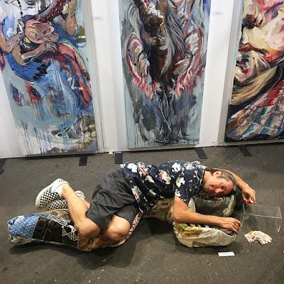 Melanie Alves art