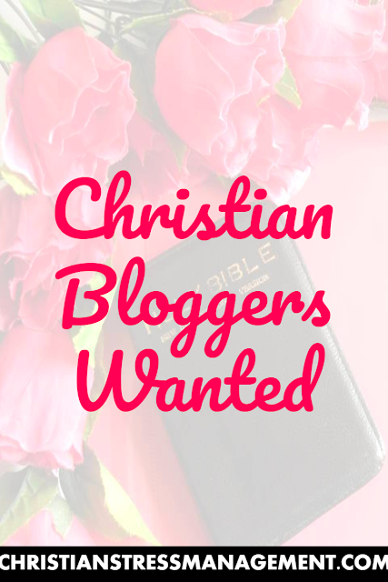 Christian Bloggers Wanted for sponsored guest posts and book reviews