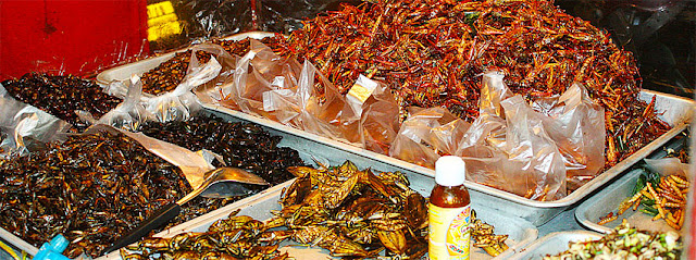 Fast food and snacks in Thailand