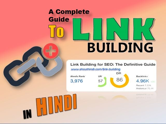 What Is Link Building? – Link Building for SEO in Hindi