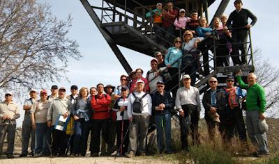 Senderismo para Mayores en Aranjuez