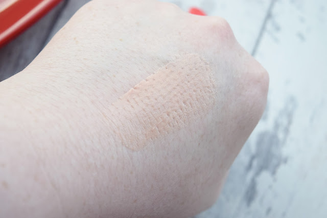 Bare Minerals Gen Nude Buttercream Lipgloss in Far Out Swatch
